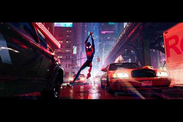 スパイダーマン:スパイダーバース(2D/字幕) Spider-Man: Into the Spider-Verse(2D)