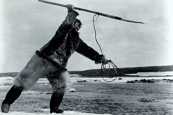 極北のナヌーク Nanook of the North