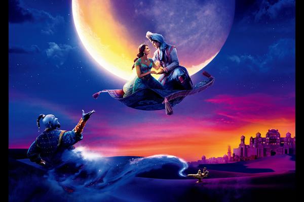 アラジン(2D・字幕) Aladdin(2D)