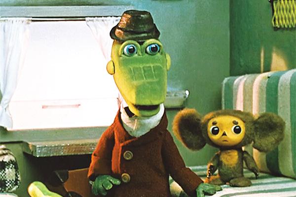 Ⓐプログラム:チェブラーシカとミトン(ほか2作品) Ⓐ:Cheburashka & Mitten